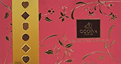 Godiva Chocolate Assortment Biscuits, 20-piece