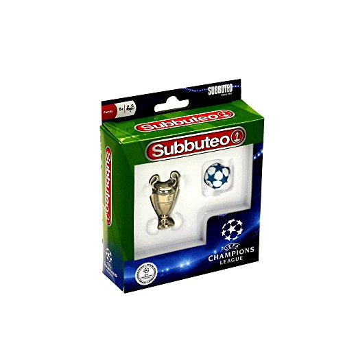 Subbuteo Set Trofeo UEFA Champions League