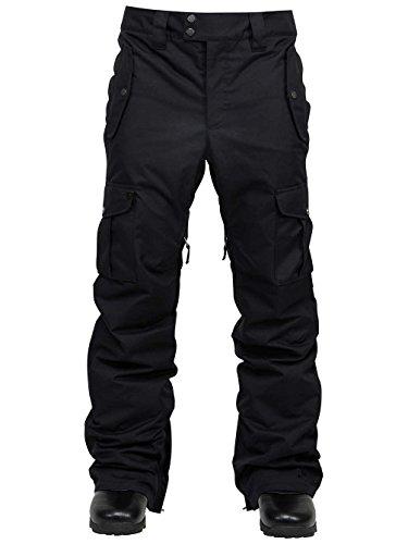 L1 Outerwear Regular Fit Cargo Hose, Herren, Schwarz, L