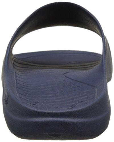 Puma Divecat, Scarpe da Spiaggia e Piscina Unisex-Adulto Blu (Peacoat-white)
