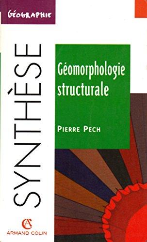 Géomorphologie structurale