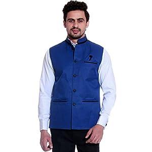 BIS Creations Men's Cotton Blend Jacket