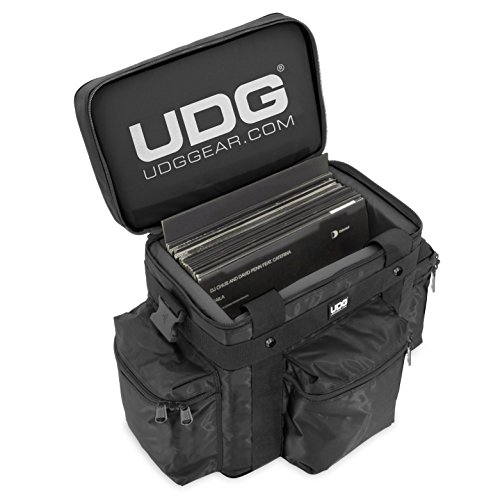 UDG u9552bl LP 60intercambiabili morbida, colore: nero
