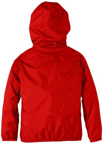 PUMA Kinder Jacke Rain Jacket Puma Red/white