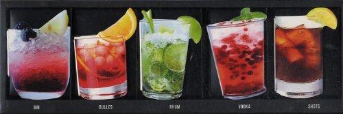 Plumier cocktails