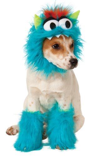 ny Monster Set Pet Kostüm (Fluffy Dog Costume)