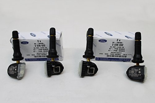 Original Ford TMPS RDKS Reifendrucksensor 4 Stück 2036832 1862980