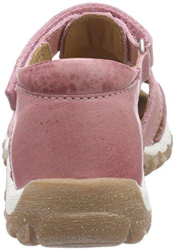 Bisgaard 70205116, Sandales Bout Fermé Mixte Enfant Rose (11 Bubblegum)