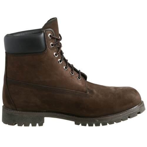 Timberland Af 6In Prem Bt, Chaussures montantes homme Dark Marron