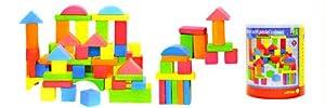 Rstoys - Ronchi Supe- Playset construcción de Madera,, 3.ST8303