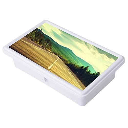 ür Handy 3D Handy Filme Verstärker (2packs)-White ()