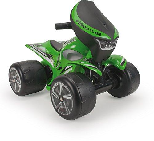 Kinderquad-Batterie 6V in Grün für Kinder von 1 bis 3 Jahren Wrestler
