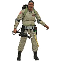 GHOSTBUSTERS Figura Action WINSTON ZEDDEMORE Diorama Deluxe DIAMOND SELECT