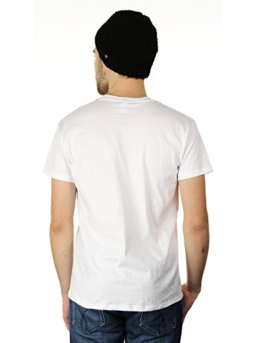 The Internet Is Broken - Herren T-Shirt von Kater Likoli Weiß