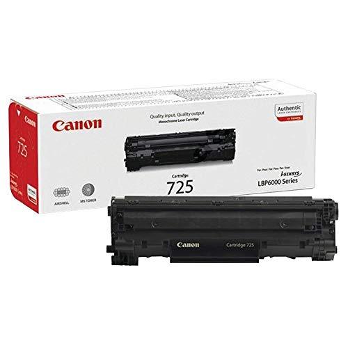 Canon 3484B002 725 Cartouche de Toner Noire