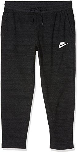 Nike Sportswear Advance 15, Herren Hose, Grau (Black / Htr / White), XL
