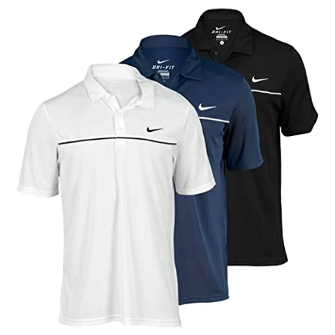Nike NET Limited UV Polo Shirt S DRI-FIT T-Shirt Pique