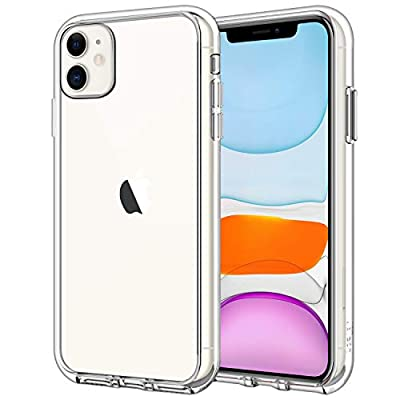JETech Cover Compatibile Apple iPhone 11 (2019) 6,1″, Custodia con Assorbimento degli Urti e Anti-Graffio