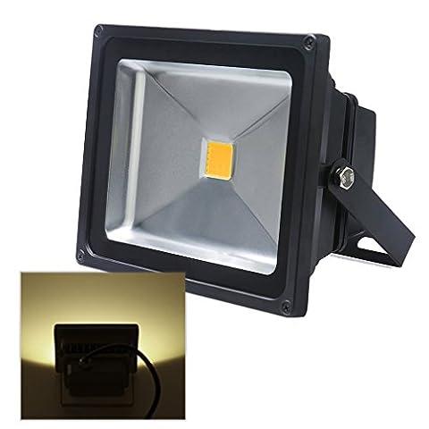 Auralum® Ultraheller 50W- ersetzt 250 Watt LED Strahler Fluter Scheinwerfer
