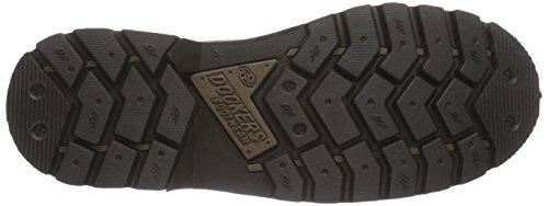 Dockers 23DA005 - Scarpe stringate in pelle da uomo Marrone (Desert 460)
