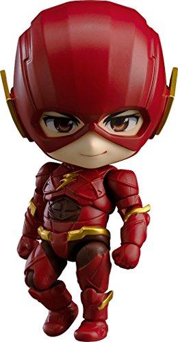 Justice League Nendoroid Flash Justice League Edition Action Figure