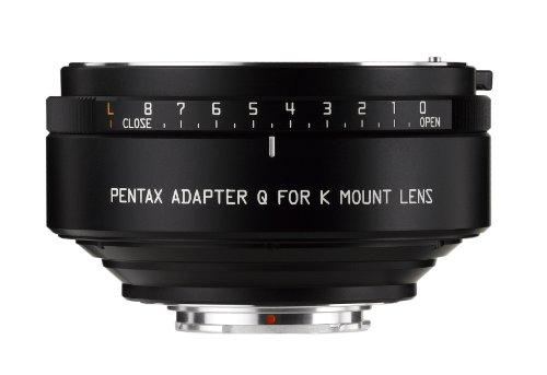 Pentax k-q Mount Adapter - Q10 Pentax