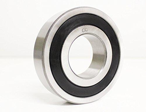 Preisvergleich Produktbild 6004 2RS / 6004rs Kugellager 20x42x12 mm Industriequalität DIN625-1 mit G10-Präzisionskugeln / Innendurchmesser 20mm