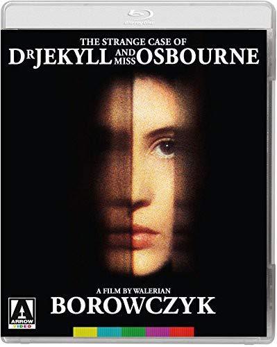 The Strange Case of Dr. Jekyll and Miss Osbourne [Blu-ray] [Import italien]