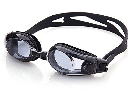 Schwimmen Schutzbrillen, Embryform Clear Schwimmen Schutzbrillen Keine Leaking Anti Fog UV Schutz Triathlon Schwimmbrille mit freiem Schutz Fall für Erwachsene Männer Frauen Jugend Kinder Kind, YG8H6
