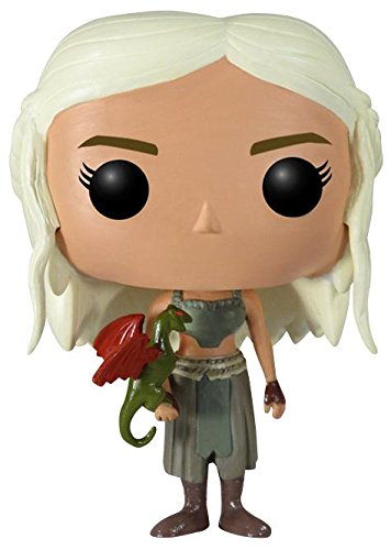 Funko Pop Daenerys Targaryen (Juego de Tronos 03) Funko Pop Juego de Tronos