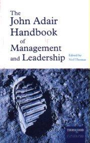 John Adair Handbook of Management and Leadership, The [Paperback] [Jan 01, 2017] VIVA BOOKS PRIVATE LIMITED