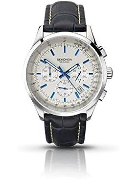 Sekonda Herren-Armbanduhr Analog quarz 3461.27