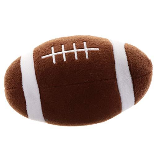 B Blesiya Stoffball Babyball Rasselball Glockenball Spielball, Training der Kinder der Seh- oder Hörsinn - Rugby