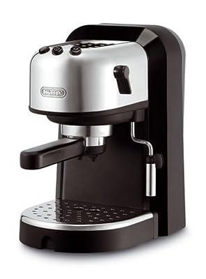 De'Longhi EC270 15-Bar Pump Espresso Machine