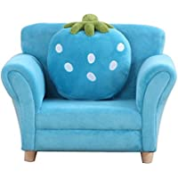 Preisvergleich für ALUK- small stool Kindersofa Kreative Erdbeere Kissen Geburtstagsgeschenk Farbe Wunderschöne Niedlichen Cartoon Sessel