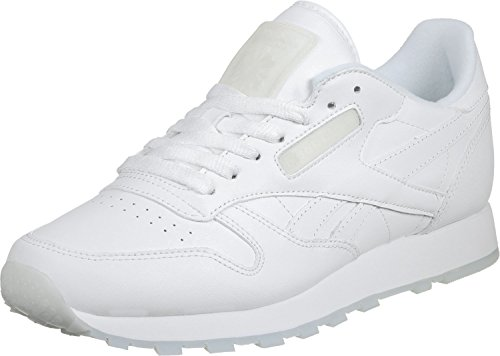 Reebok Uomo Scarpe / Sneaker CL Leather Solids