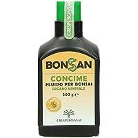 Crespi Bonsai Bonsan Concime, Nero, 7x7x16 cm