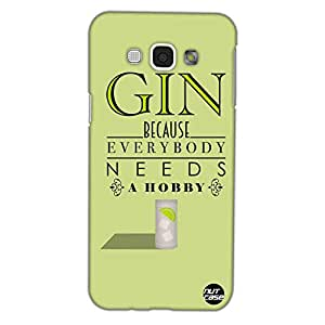 Designer Samsung Galaxy Note 5 Case Cover Nutcase - Gin Everybody Needs a Hobby