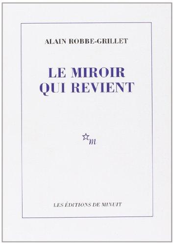 Vignette du document Le  Miroir qui revient