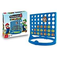 Super Mario - 0915 - Jeu De Réflexion - Puissance 4 - Nintendo Mario Edition
