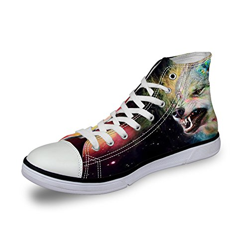 a Stivaletto 2 Pantofole Wolf Galaxy Coloranimal donna Eq6UY55