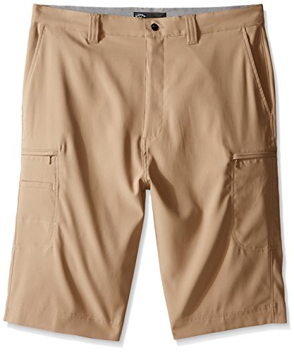& Tall Cargo Shorts, herren, Chinchilla, Size 56B (Big And Tall Kostüme Für Männer)