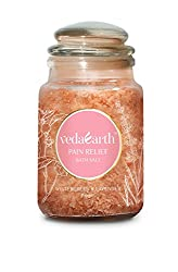 VEDAEARTH Pain Relief Bath Salt with Wintergreen and Lavender, 150gms