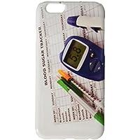 Diabetes Concept mit Blutzuckermessgerät Handy Cover Case iPhone 6 preisvergleich bei billige-tabletten.eu