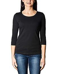 Damenmode Blusen, Tops & Shirts Damen Shirt Gr.xl 44 Tunika Spitzeneinsatz Grau Silber Locker Wie Neu