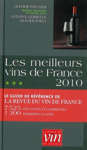 LES MEILLEURS VINS DE FRANCE 2010