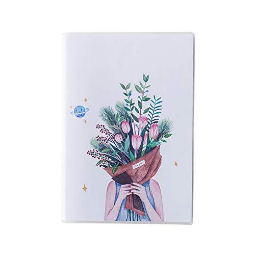 (Namgiy Journey Notizbuch, Reisetagebuch, Tagebuch für Lehrer, Studenten, Männer, Frauen, 17,6 x 25,3 cm M Style-3)
