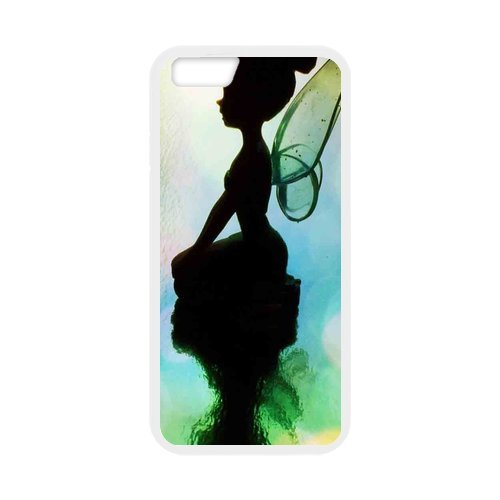Tinker Bell Best Durable Case Cover Fits et protège Apple iPhone 6 Motif