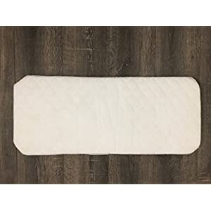 Safety Foam replacement Pram Mattress Fits Out'n'About Twin Carrycot   12