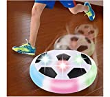 Vikas gift gallery Toy air Powered Pneumatic Suspend Hover Soccer Ball /disc